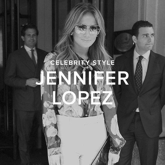Jennifer Lopez Style   Shopping