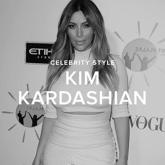 Kim Kardashian Style   Shopping
