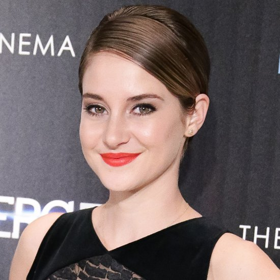 Shailene Woodley Makeup