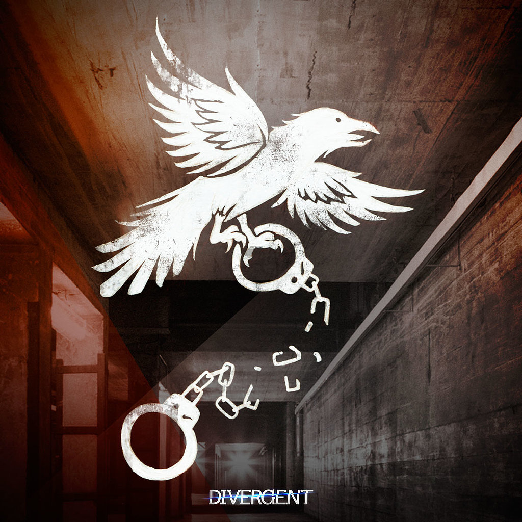 If I got a Dauntless tattoo, it would be of a bird breaking free; because I choose to be brave; because I choose to be free. @Divergent — Divergents UK (@DivergentsUK) March 10, 2014  Source: Summit Entertainment / Tattoo Tony