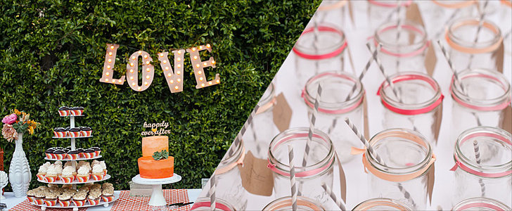 9 Ways to Turn Wedding Mementos Into Tasteful Decor
