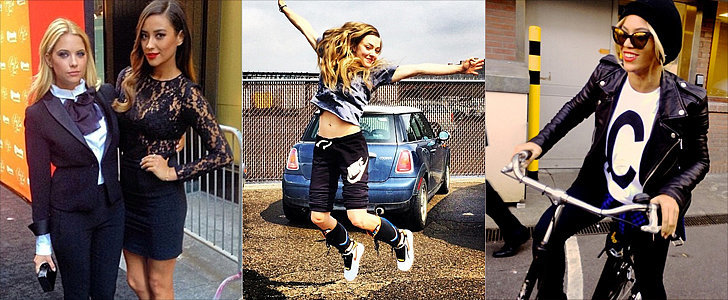 Beyoncé Bikes and Lupita Lounges — What's Your Hobby?