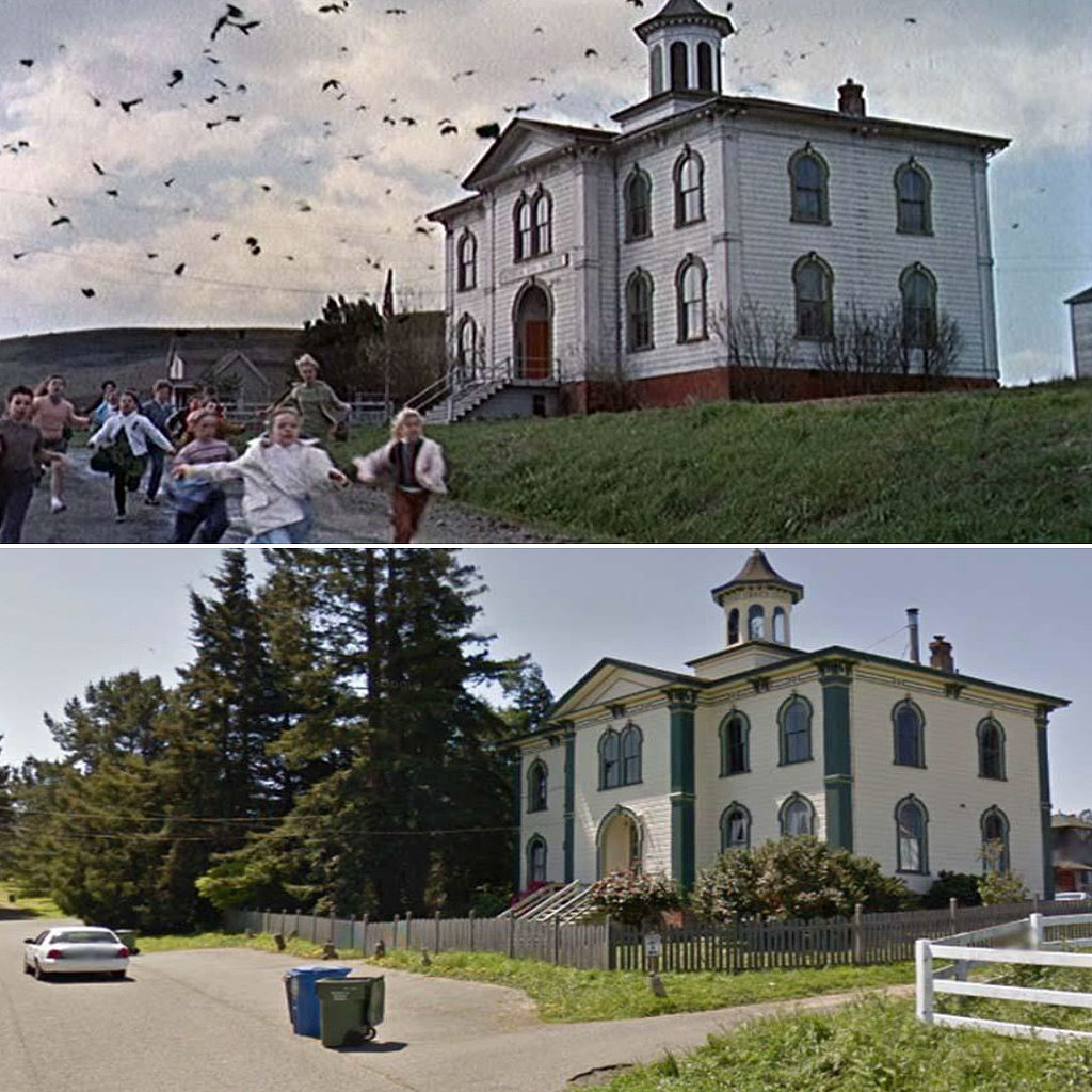 Visit the Real-Life Locations of Iconic Films