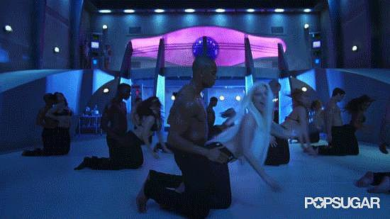 Fierce: This Epic Dance Sequence
