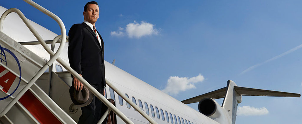 Jon Hamm Fills Us in on the Weirdest Mad Men Theory Yet