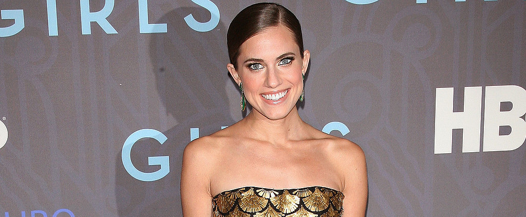 Allison Williams's Arms Are Really a Cut Above