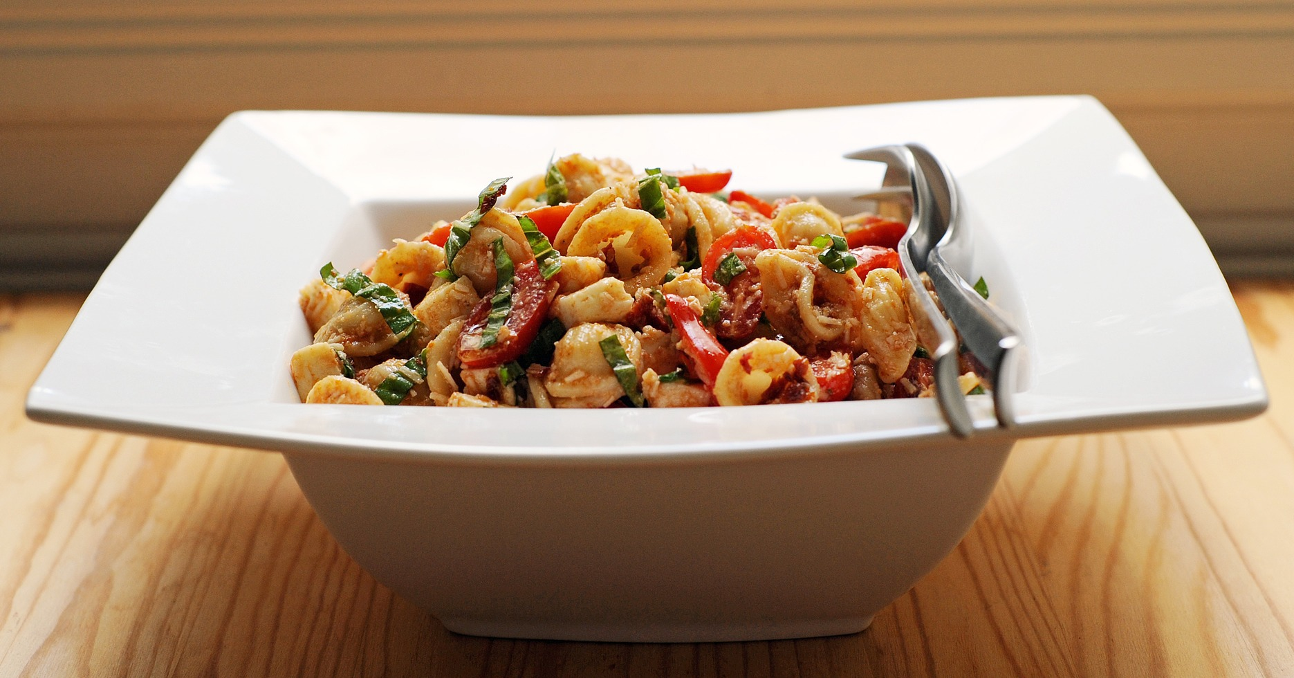 Sun-Dried Tomato Pasta Salad | POPSUGAR Food
