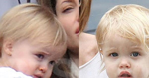 Shiloh and Vivienne Jolie-Pitt | POPSUGAR Celebrity