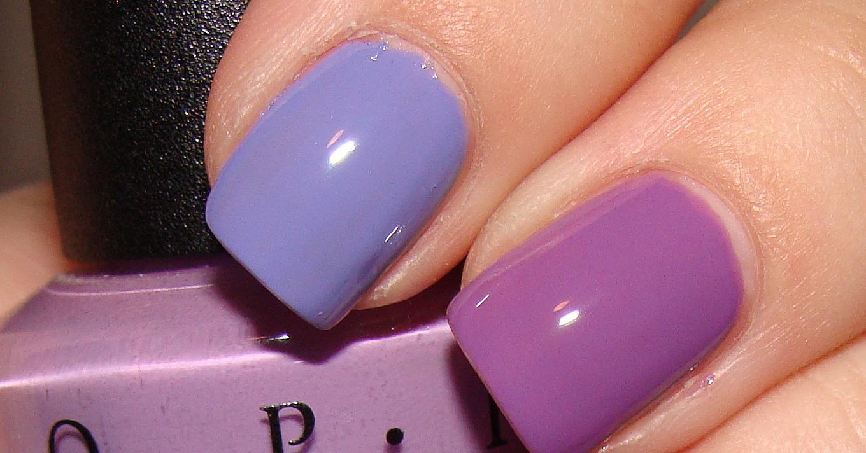 Light Purple Nail Polish Opi Light-purple-nail-polish-