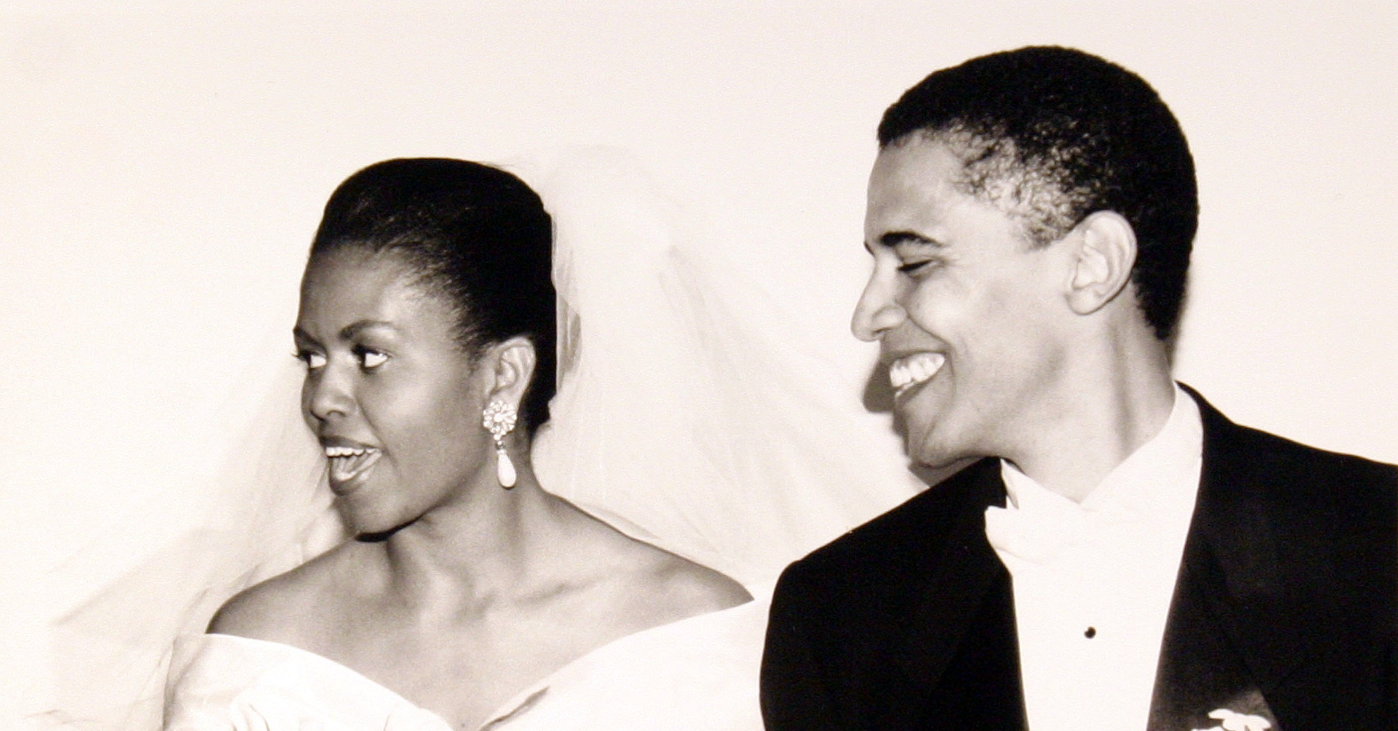 When Did Barack Obama Marry Michelle Obama