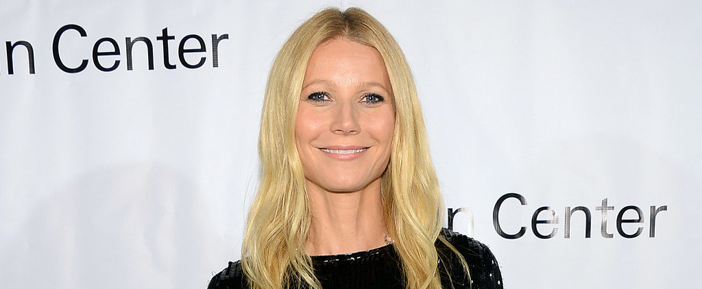 Gwyneth Paltrow Goes All Natural in Her Latest Selfie
