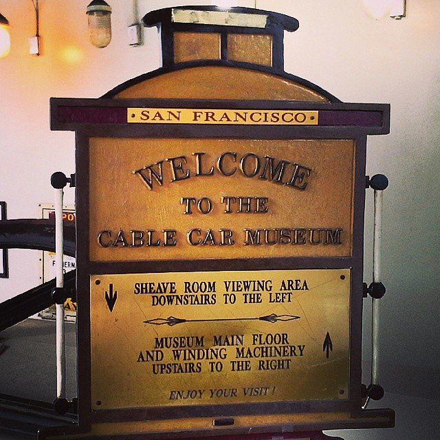 Visit the Cable Car Museum