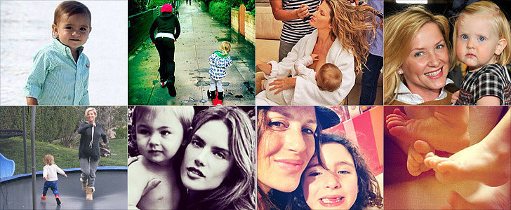 Our Favorite Celebrity Baby Names — From A-Z!