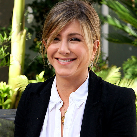 Jennifer Aniston Interview March 2014 (Video)