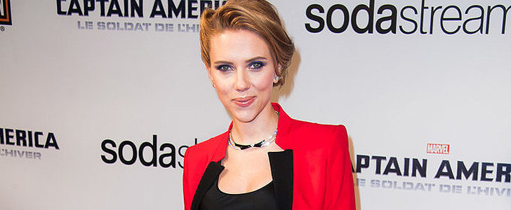 Scarlett Johansson's Mom Goals Sound Awfully Familiar