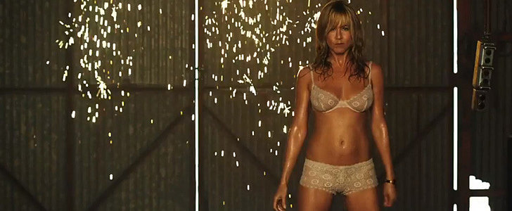 How Did Jennifer Aniston React to Her Shirtless MTV Movie Awards Nomination?