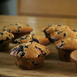 Gwyneth Paltrow's Blueberry Muffins