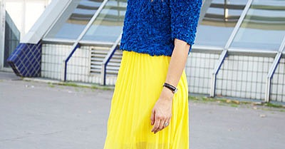 Street Stylers Show Us How to Wear the High Low or Mullet ...