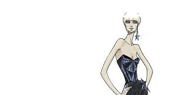 Atelier Versace Fall 2008, Coming Soon to a Red Carpet Near You