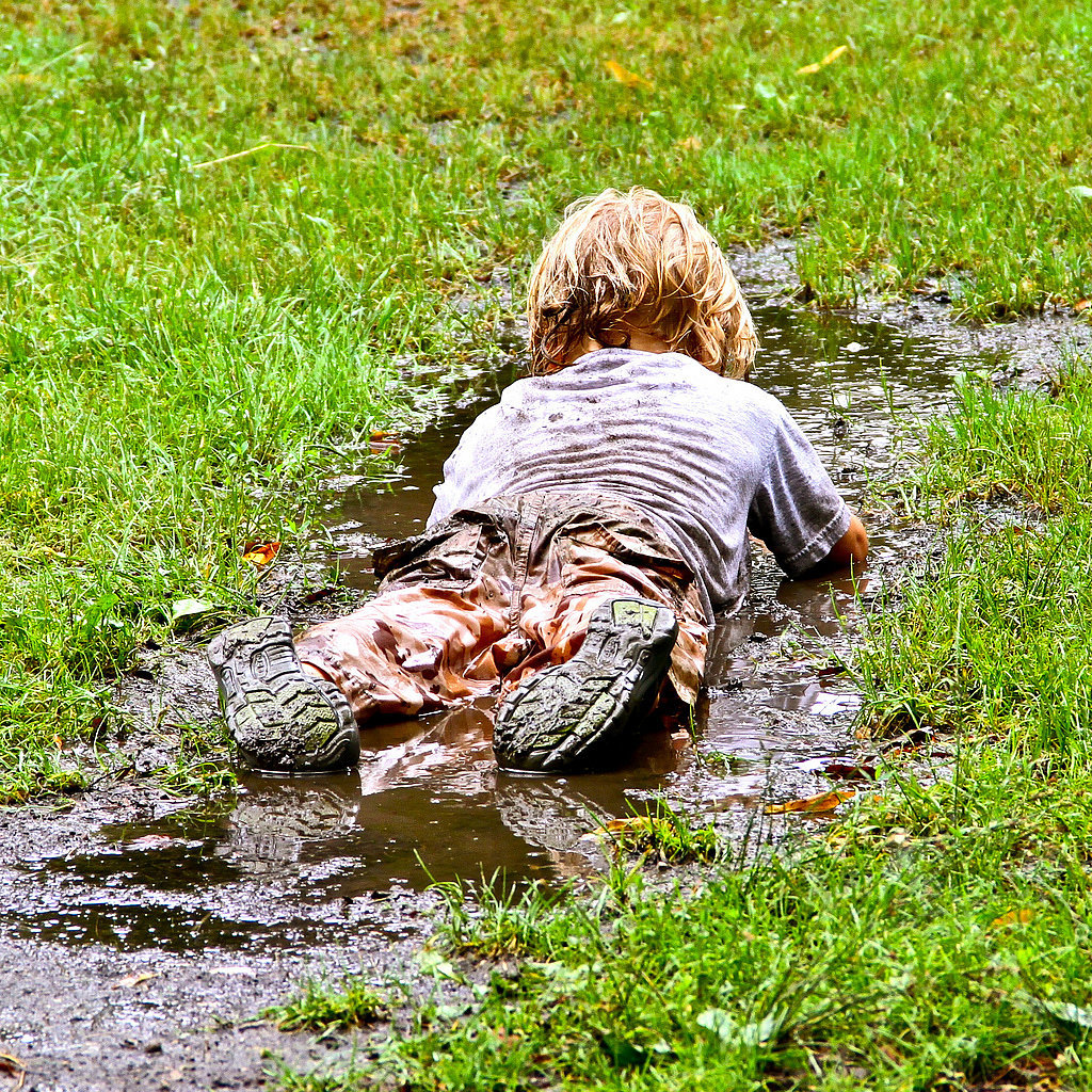 Go Mud Sliding