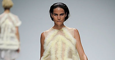 Christopher Kane Goes Ape for Spring 2009