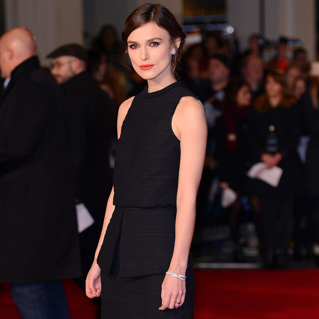 17 Times Keira Knightley Proved She Rules the Red Carpet