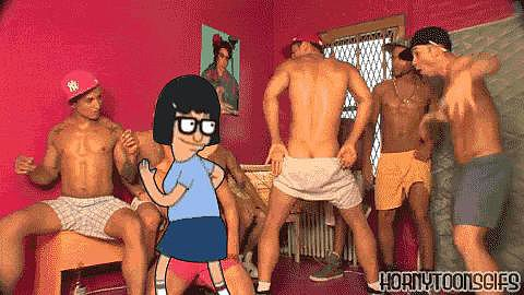 Tina Belcher's Erotic Fan Fiction Dreams Came True