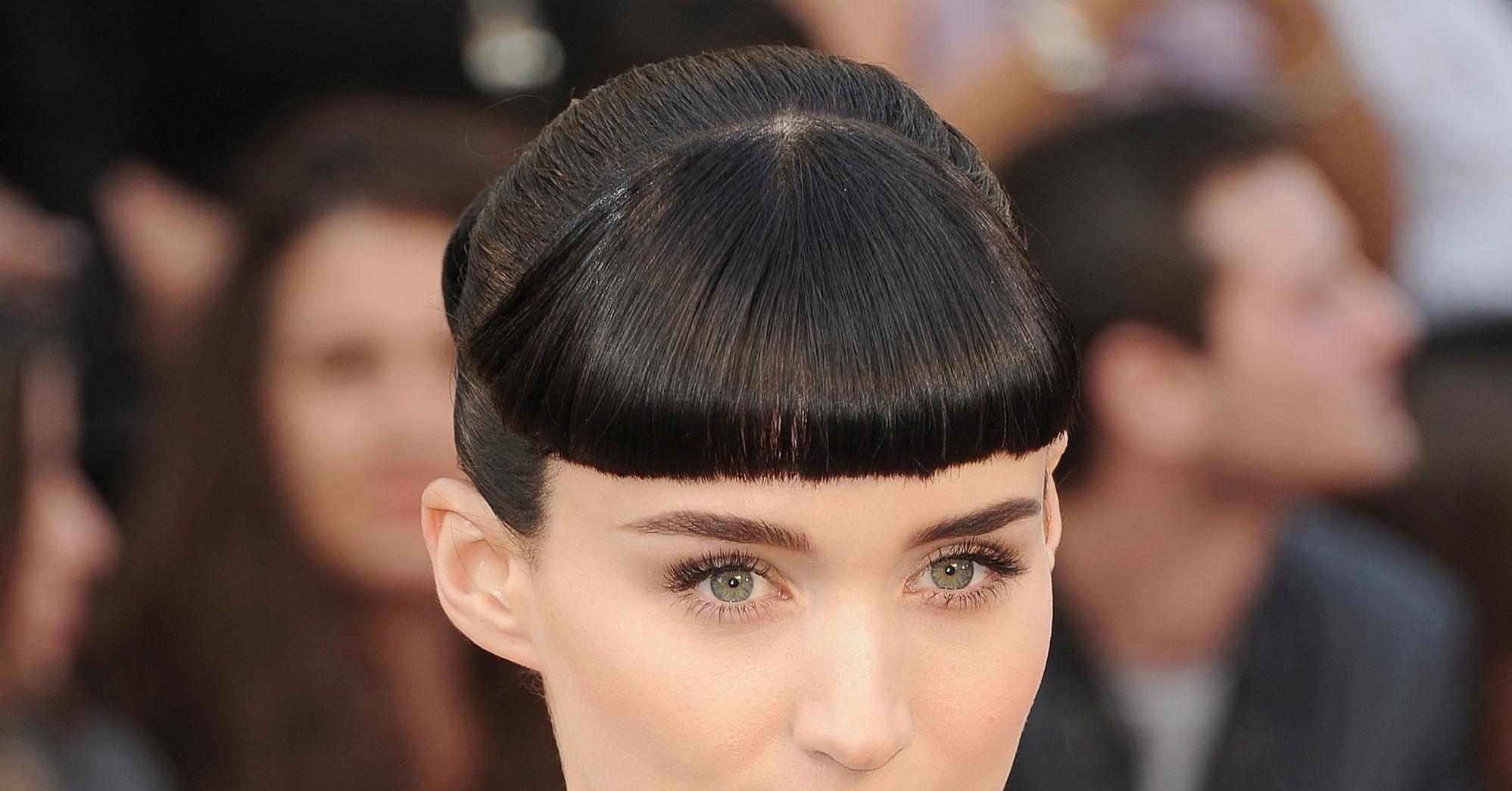 Oscars Best Dressed Red Carpet 2012 - Rooney Mara, Emma Stone ... Draya Facial Expressions