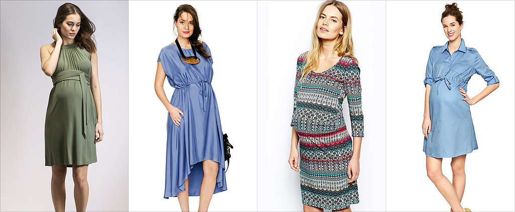 Spring Fling: 19 Maternity Dresses to Usher In Warmer Weather
