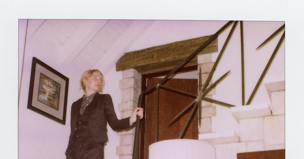 Michelle Williams is a Boy's Girl for Band of Outsiders