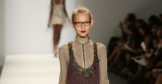 New York Spring 2009 Trend Reports: Bohemian Like You