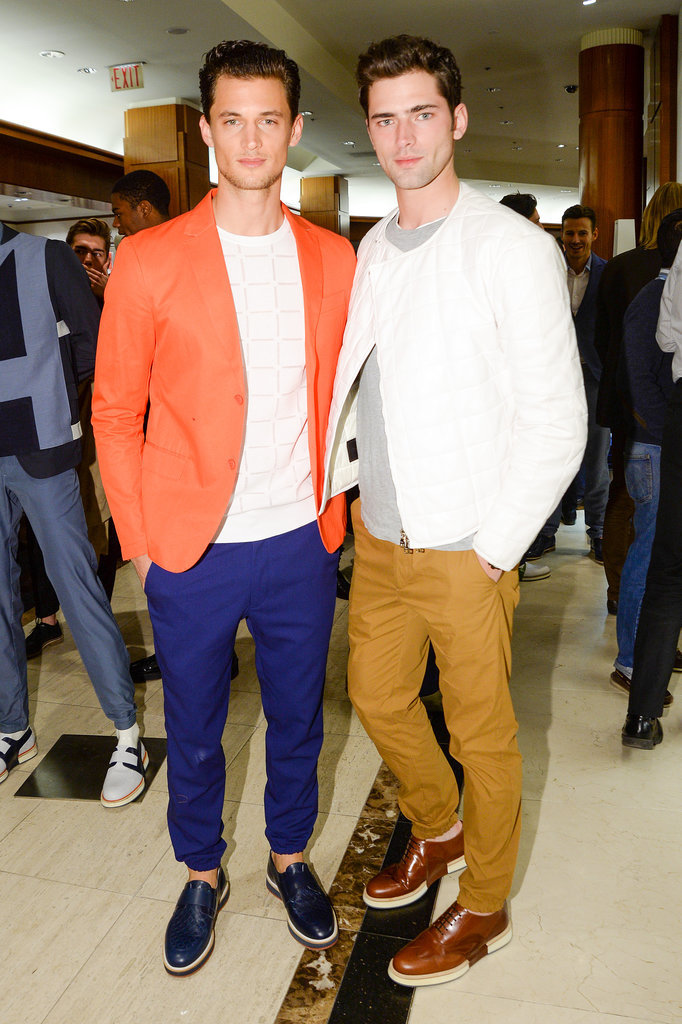 Garrett Neff and Sean O'Pry