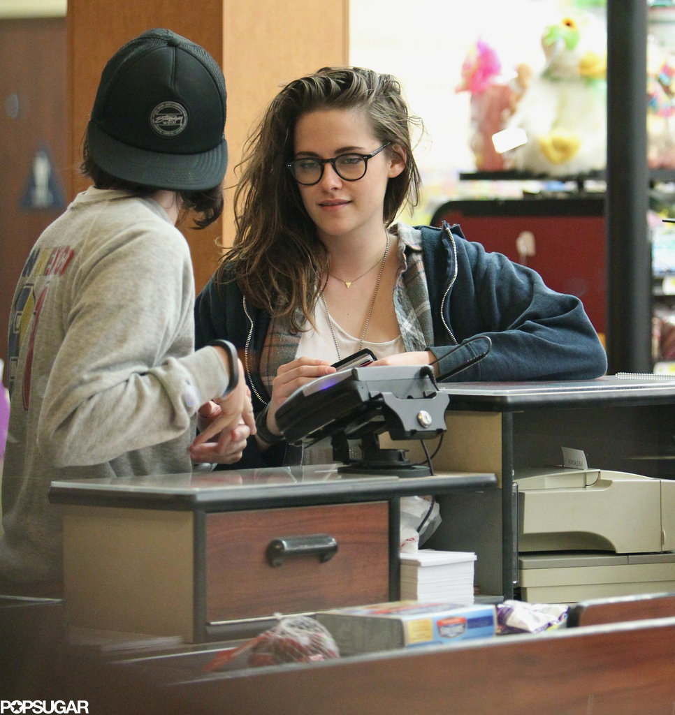 Kristen Stewart Is Back to Her Old LA Routines