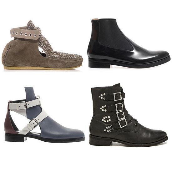 Buy Flat Boots Online