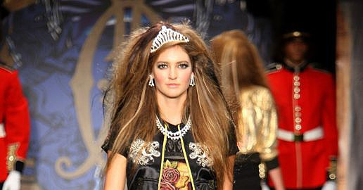 Los Angeles Fashion Week: Christian Audigier Presents American Lord Spring 2009