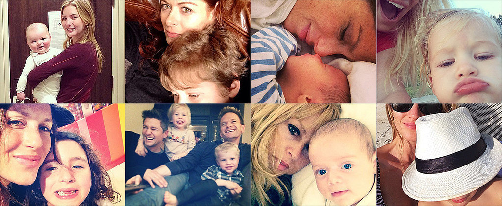 Celeb Parents Shared Some Pretty Cute Pics of Their Kids in March