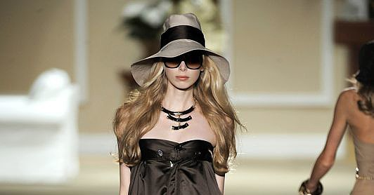 Milan Fashion Week: Dsquared2 Spring 2009