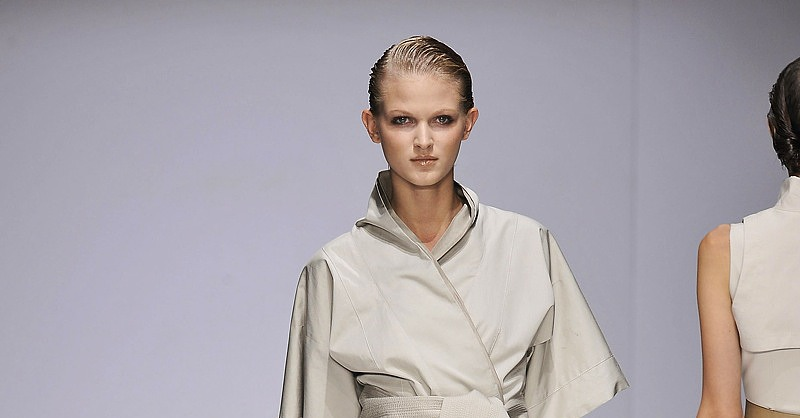 London Fashion Week: Amanda Wakeley Spring 2009