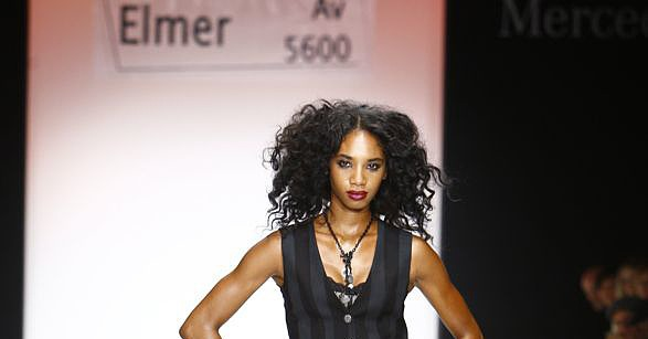 Los Angeles Fashion Week: Elmer Avenue Spring 2009