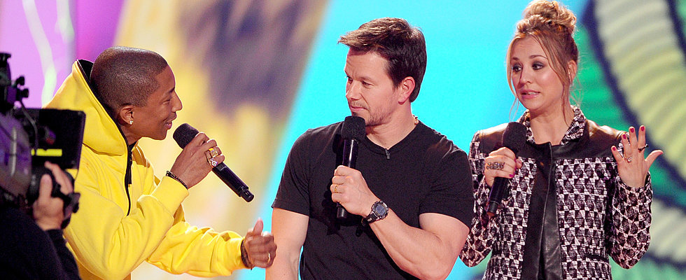 All the Action (and All the Slime!) at the 2014 Kids' Choice Awards