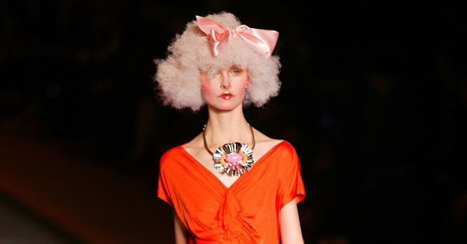 Paris Fashion Week: John Galliano Spring 2009