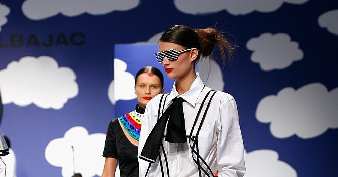 Paris Fashion Week: Jean-Charles de Castelbajac Spring 2009