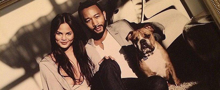 Chrissy Teigen and John Legend Get Their Own Royal Portrait