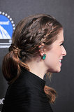 How To Get Anna Kendrick's New Twist on The Traditional Ponytail