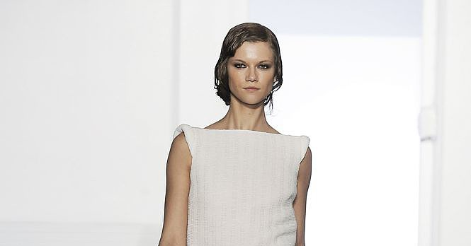 Paris Fashion Week: Antonio Berardi Spring 2009