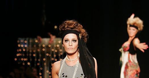 Air New Zealand Fashion Week 2008: Lucie Boshier