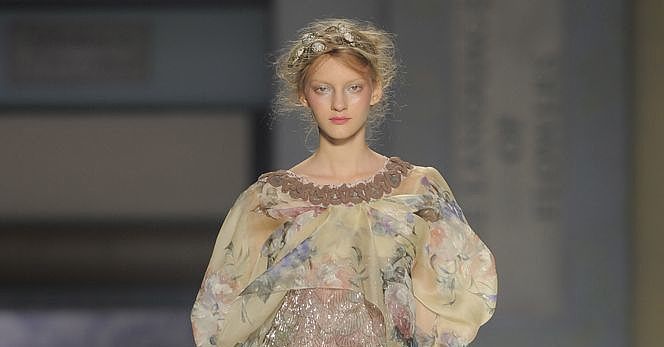 Paris Fashion Week: Kenzo Spring 2009