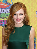 Bella Thorne at the Kids' Choice Awards