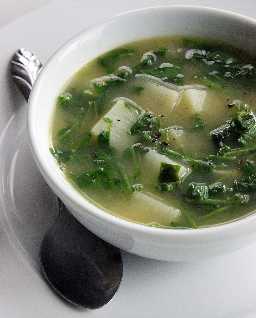 Watercress Soup | POPSUGAR Fitness