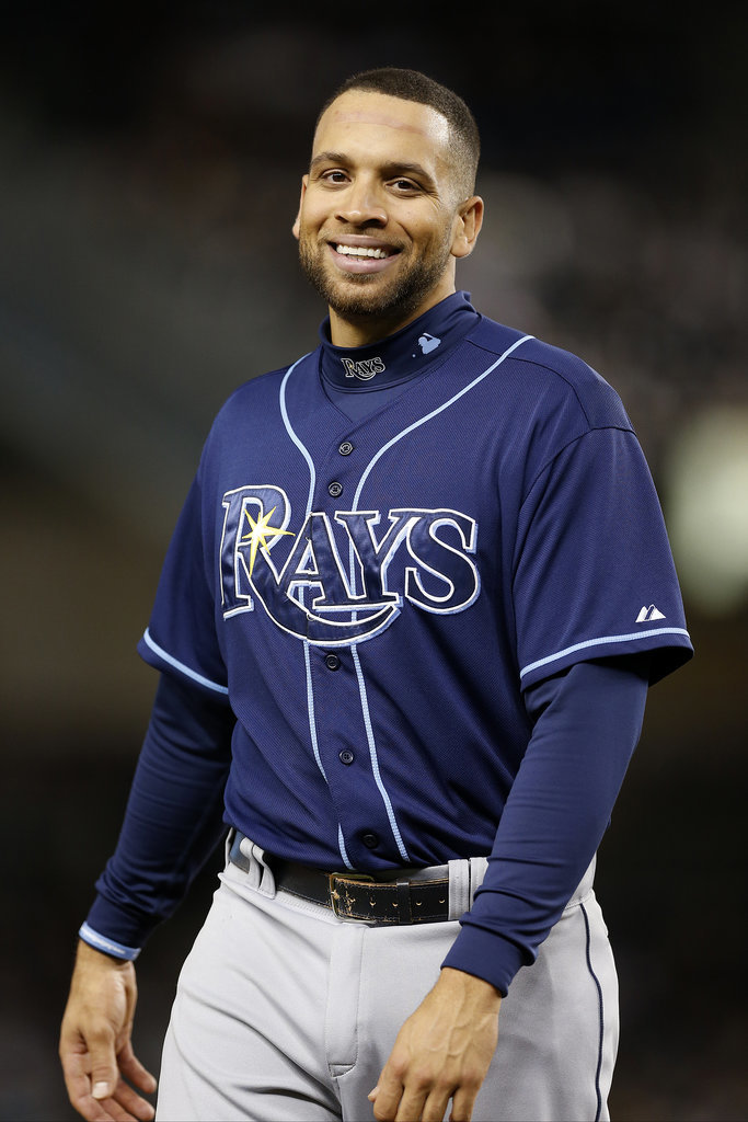 James Loney, Rays